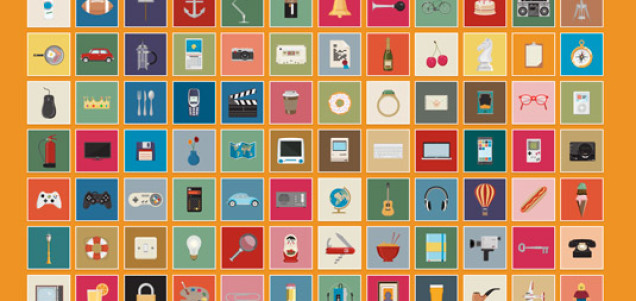 Free Vector Icon Set from CreativeBloq.com