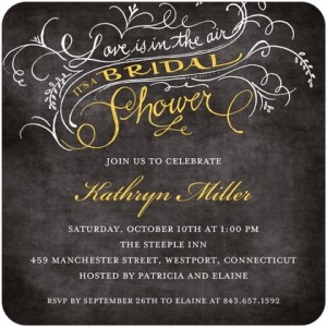 Beautiful invitation from Wedding Paper Divas at theknot.com