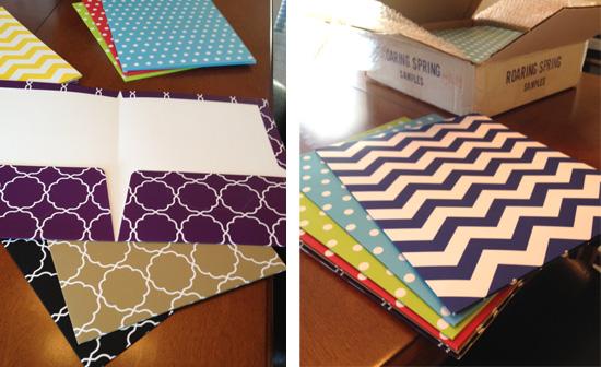modernjen pocket folders